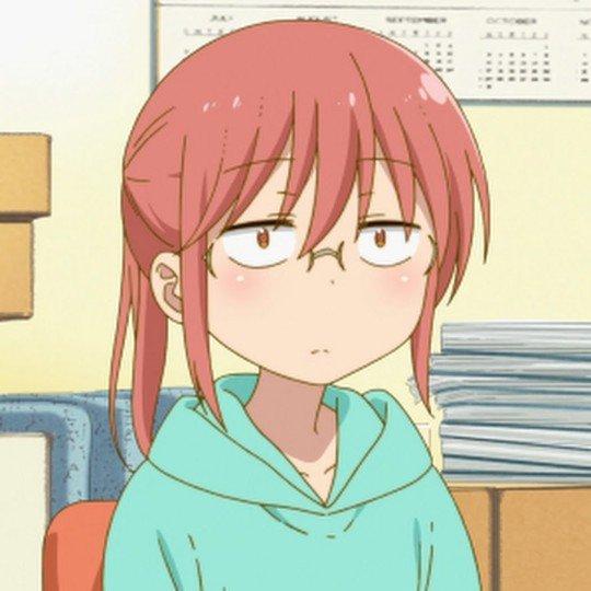 kobayashi glasses anime