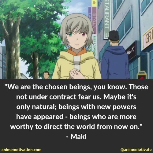 The 19 Most Classic Darker Than Black Quotes For Anime Fans