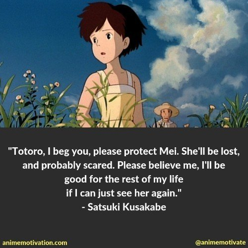 15 Quirky Quotes From My Neighbor Totoro For Studio Ghibli Fans