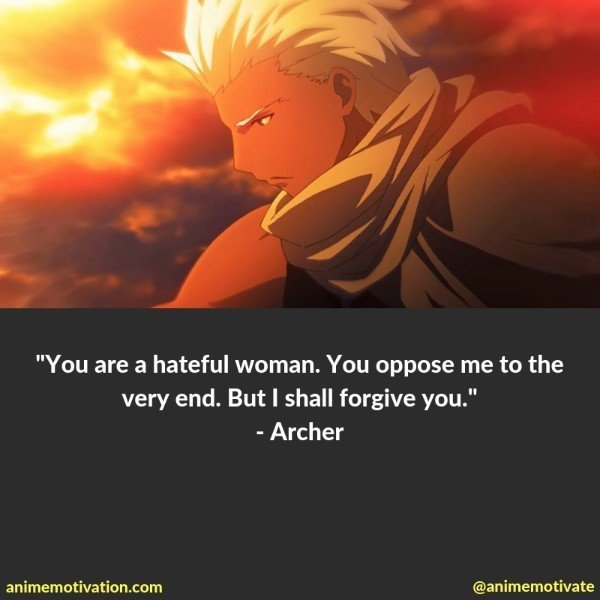 "The Ultimate List Of ""Fate Stay Night"" Quotes On The Internet"