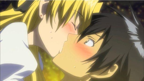campione anime kiss