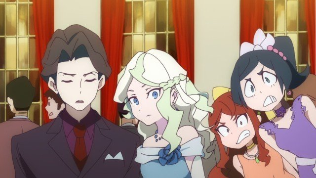 diana cavendish and little witch academia characters