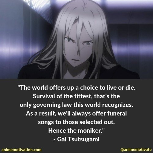 The Greatest Guilty Crown Quotes To Help You Remember The Anime