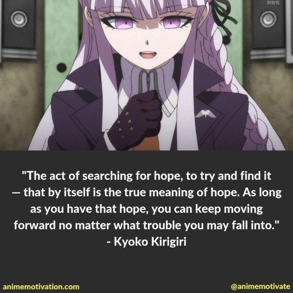 kyoko kirigiri quotes 5