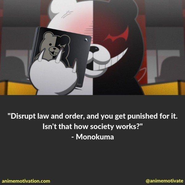 monokuma quotes 6
