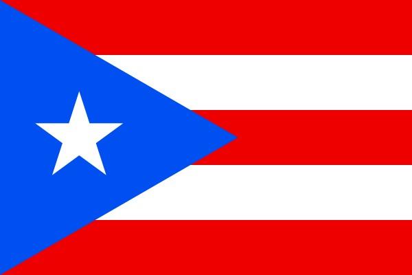 puerto rico flag logo