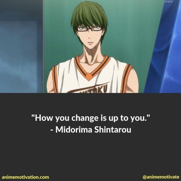 Midorima Shintarou quotes 1