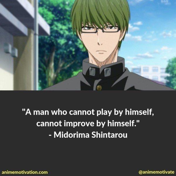 Midorima Shintarou quotes 5