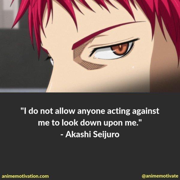 akashi seijuro quotes 5
