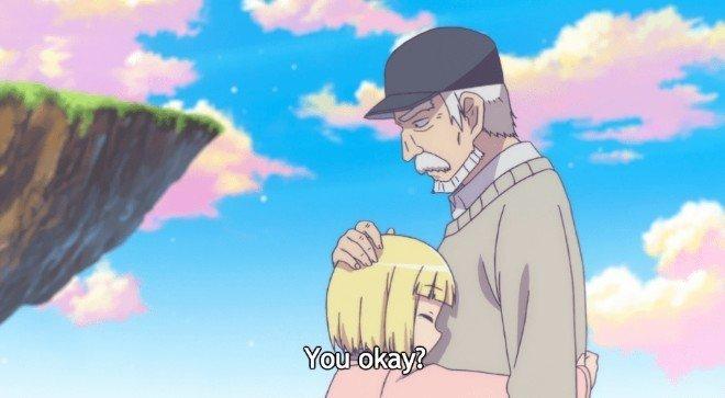 alice and zouroku heart warming moment