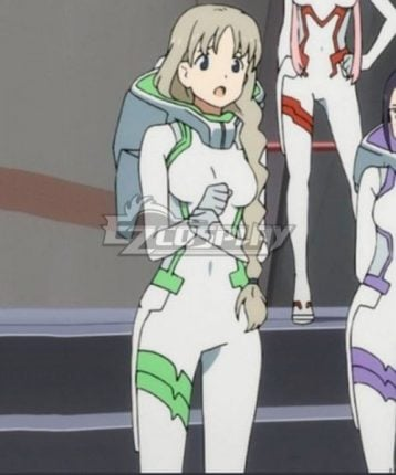 darling in the franxx kokoro code 556 battle suit cosplay costume   only jumpsuit 1