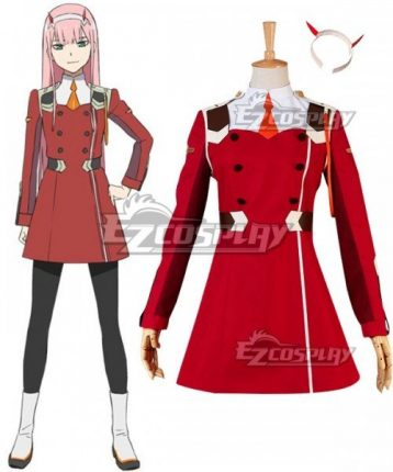 The Snazziest Darling In The Franxx Cosplay Outfits For Your Wishlist 1