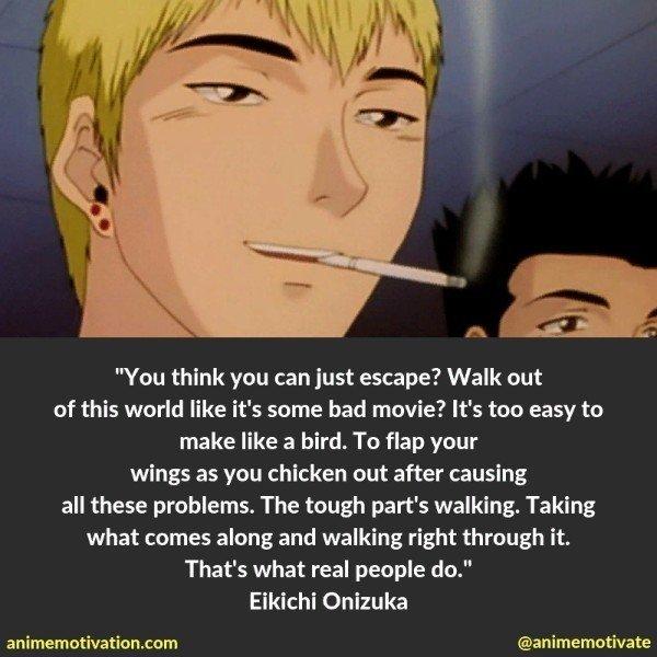 eikichi onizuka quotes 3