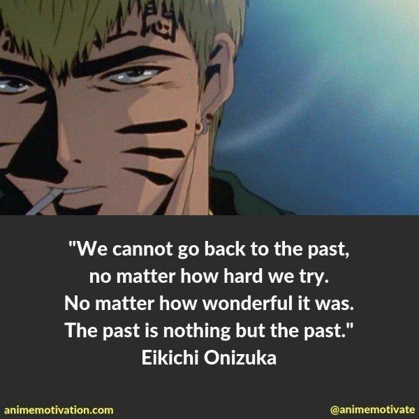 eikichi onizuka quotes