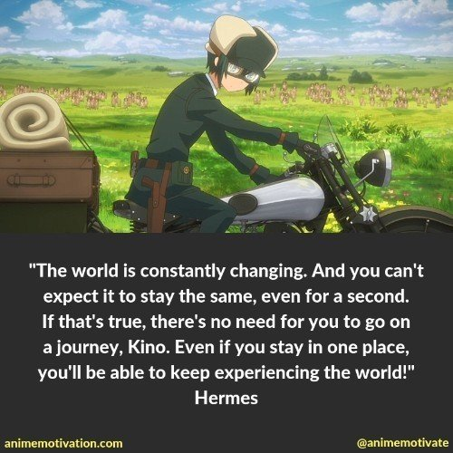 hermes quotes kinos journey 1