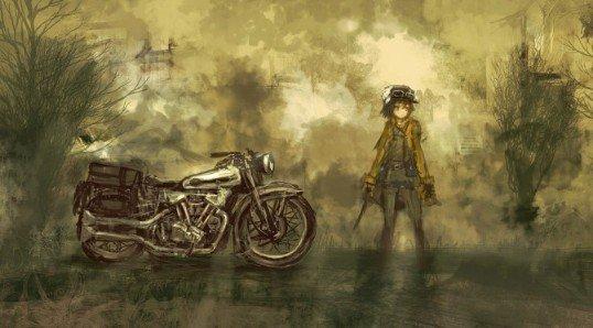 kinos travels anime 1
