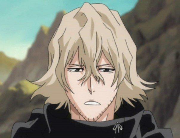 kisuke urahara black cloak