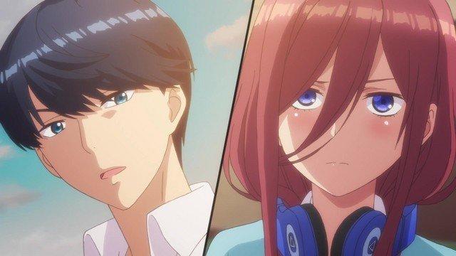 quintessential quintuplets anime futaro miku
