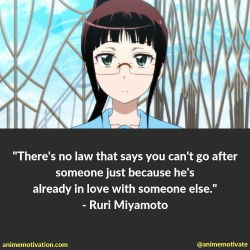 If You're Into Romance Anime, Check Out These 42+ Meaningful Nisekoi Quotes