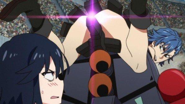 ryuko matoi face