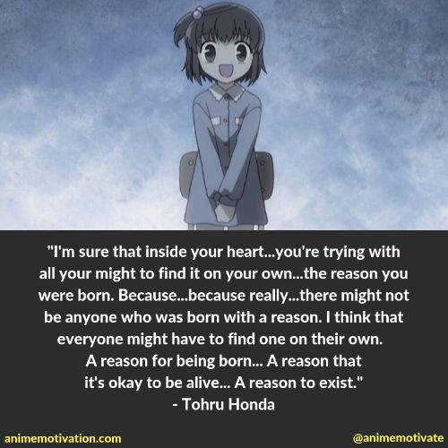 All Of The BEST Fruits Basket Quotes That Will Bring Back The Feels