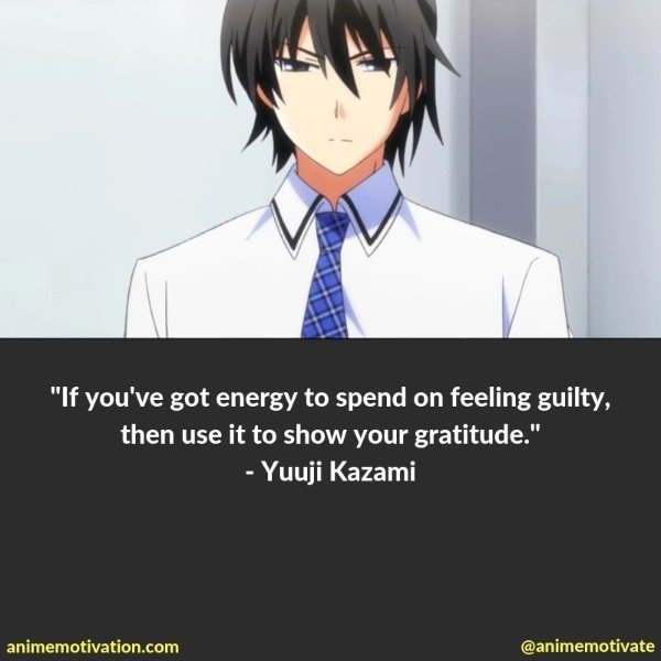 "A Collection Of Meaningful Anime Quotes From ""The Fruits Of Grisaia"""