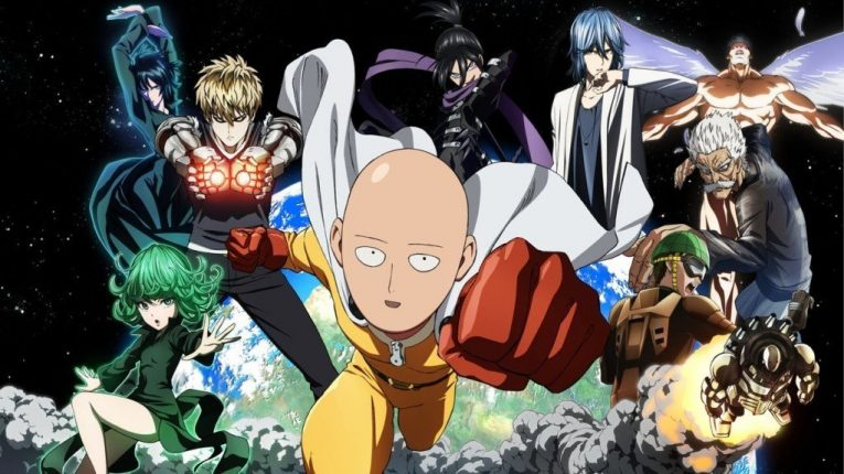 One Punch Man Season Two