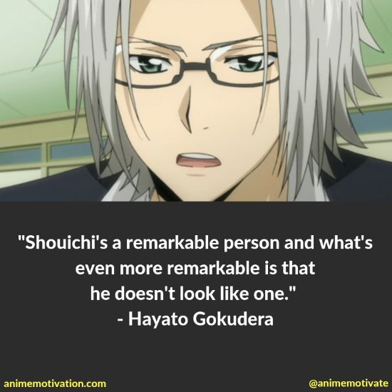 A Collection Of The Greatest Quotes From Katekyo Hitman Reborn! 38
