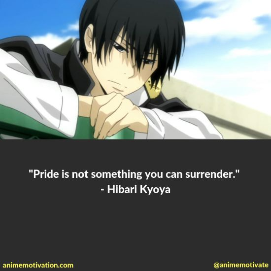 A Collection Of The Greatest Quotes From Katekyo Hitman Reborn! 9