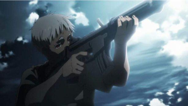 jonathan mar aiming his gun