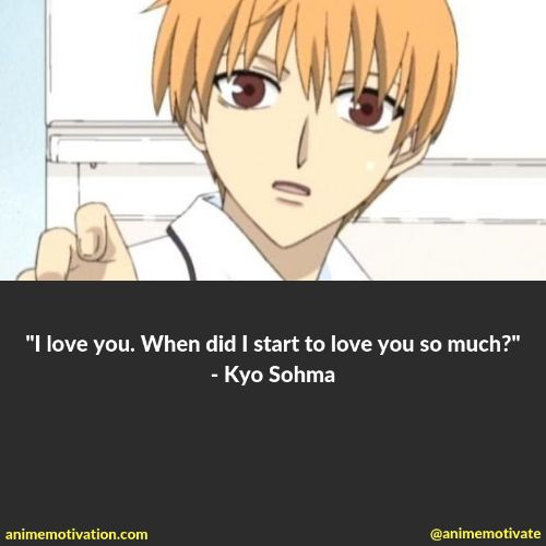 The BEST Fruits Basket Quotes That Will Bring Back The Feels