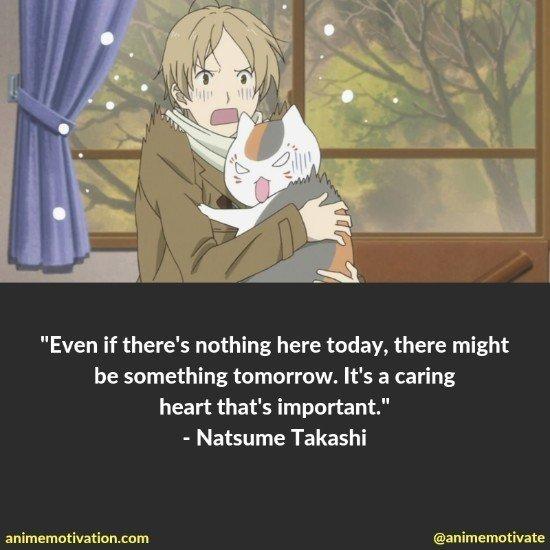 natsume takashi quotes 13
