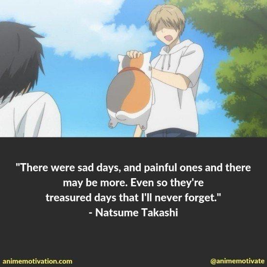 natsume takashi quotes 15