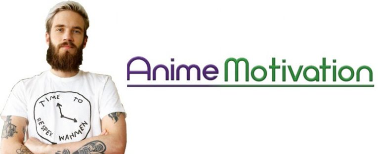 "NEWS: Pewdiepie Partners With Anime Motivation, On A New ""Project"" That Will Take On Funimation & Crunchyroll"