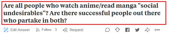quora question anime