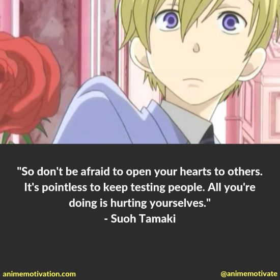The Greatest Ouran High School Host Club Quotes You'll Never Forget