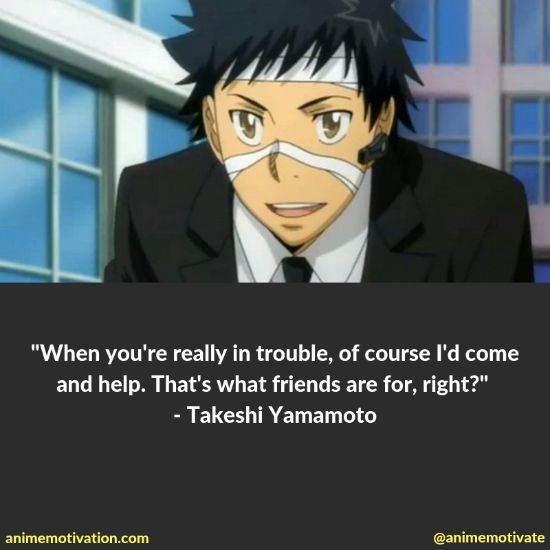 A Collection Of The Greatest Quotes From Katekyo Hitman Reborn! 5