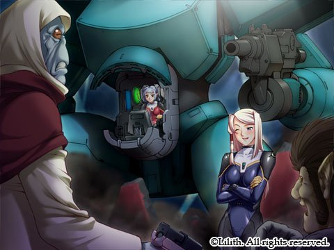 After Playing These 11 Sci-fi Anime Games, You'll Be Hooked In No Time!