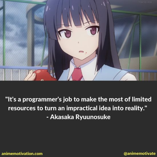 "A Collection Of The BEST Quotes From ""The Pet Girl of Sakurasou"" 3"