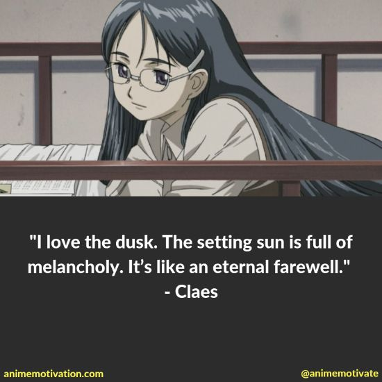 claes gunslinger girl quotes