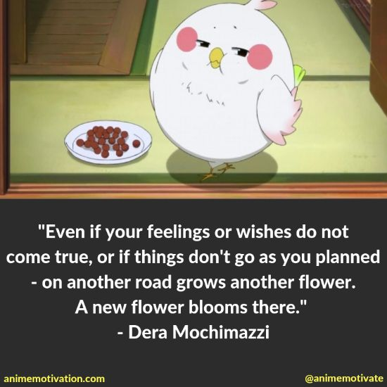 A Collection Of The Best Quotes From Tamako Market For Anime Fans 15