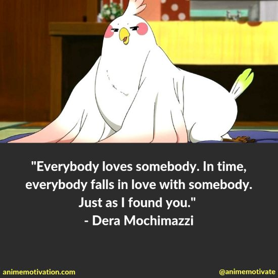 A Collection Of The Best Quotes From Tamako Market For Anime Fans 16
