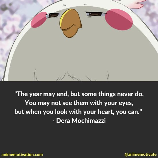 A Collection Of The Best Quotes From Tamako Market For Anime Fans 17
