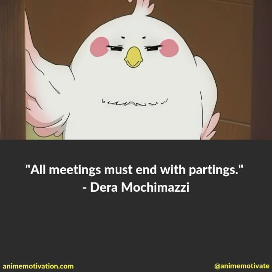 A Collection Of The Best Quotes From Tamako Market For Anime Fans 14
