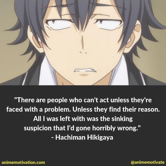 70+ Of The Most Memorable Oregairu Quotes That Will Stick With You