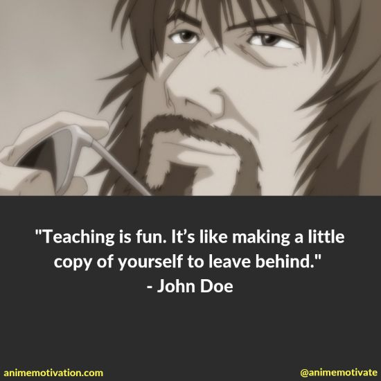 john doe quotes gunslinger girl