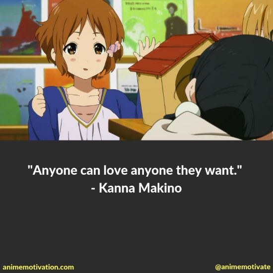 A Collection Of The Best Quotes From Tamako Market For Anime Fans 10