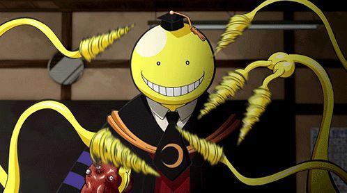 koro sensei character