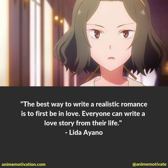 "A Collection Of The BEST Quotes From ""The Pet Girl of Sakurasou"" 19"