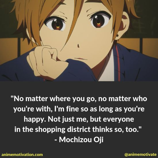 A Collection Of The Best Quotes From Tamako Market For Anime Fans 6